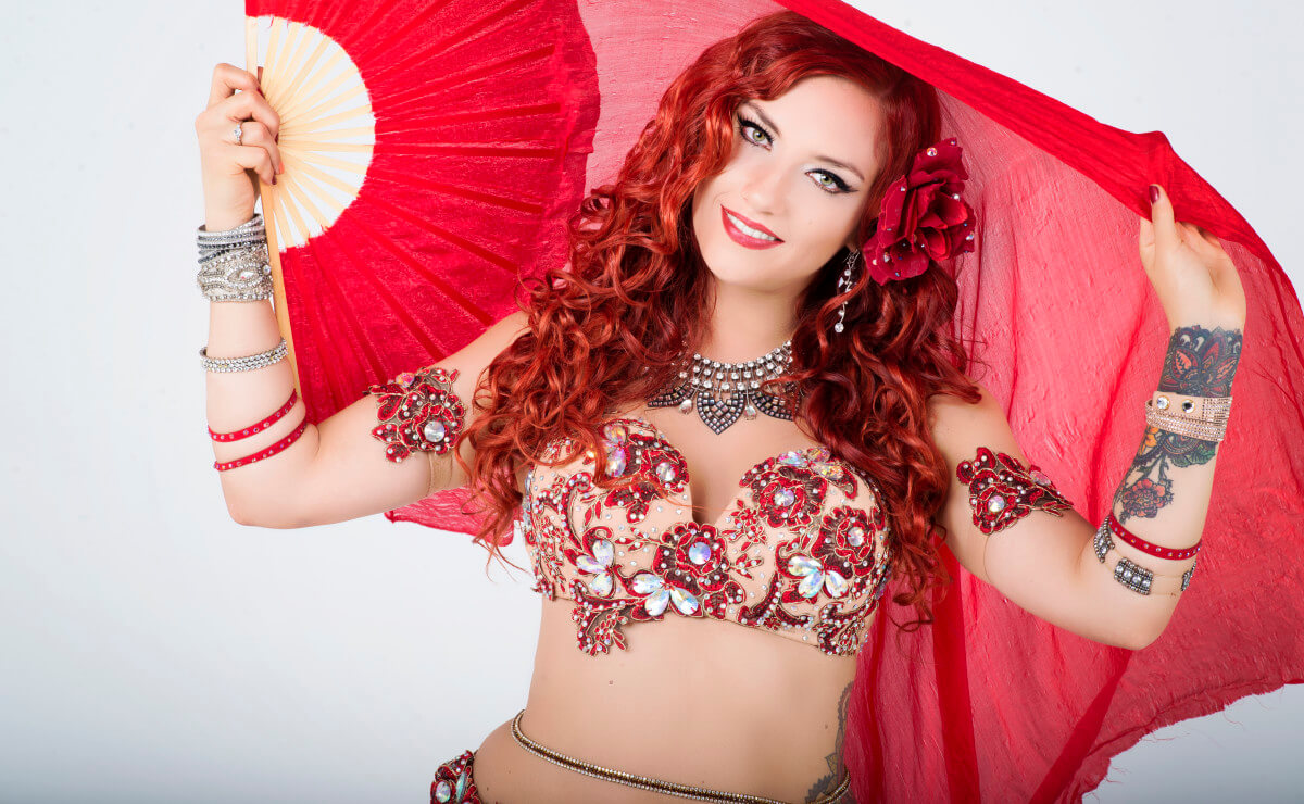 Agata Zakrzewska ATS®, Taniec Orientalny, Tribal Fusion